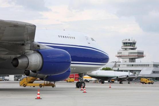 Photo plane in Kazachstan