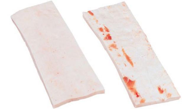 2502 Leđna slanina bez kože