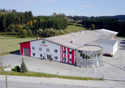 Klingerovo sjedište u Jagenbachu 2017. godine