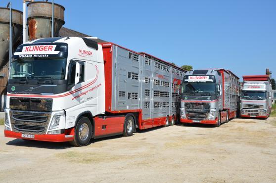 Фото Klinger грузовики