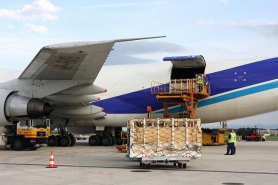 Привлечение кряков в самолет в Казахстане